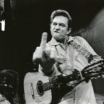 Johnny-Cash-flipping-off